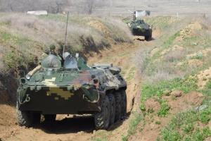 Вдень і вночі: на півдні України пройшли тактичні навчання десантників