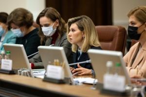 З ініціативи Олени Зеленської розробили план взаємодії міністерств проти домашнього насильства