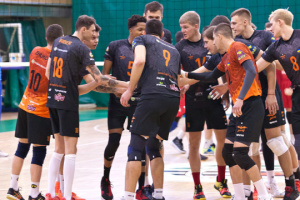 «Барком-Кажан» стали триразовими чемпіонами України з волейболу