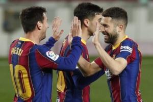 Ла Ліга: «Барселона» перемагає «Гетафе» і наближається до лідерів