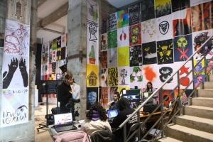 У Харкові до роковин Чорнобиля представили 950 плакатів митців із 53 країн
