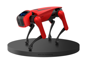 В Китае разработали робопса-конкурента Boston Dynamics