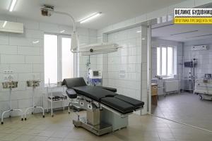 У Чернівцях оновили приймальне відділення та реанімацію лікарні швидкої допомоги