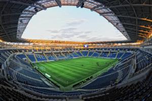 Первая лига: «Черноморец» обыграл «ВПК-Агро» на старте 23 тура