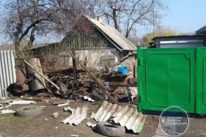 Оккупанты обстреляли поселок Пивничное на Донетчине - попали в дом с людьми