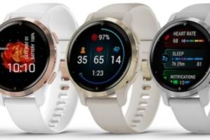 Garmin представил «умные» часы, которые измеряют сатурацию кислорода