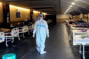 Госслужащие США уезжают из Индии из-за всплеска коронавируса