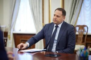 Діалог між Україною та США перебуває на дуже високому рівні - Єрмак