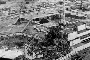 Today marks 35th anniversary of Chornobyl disaster
