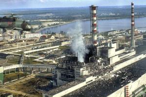 35 Jahre nach Atomkatastrophe von Tschornobyl