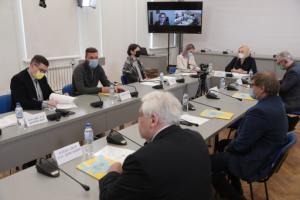 Фінальний етап конкурсу на посаду виконавчого директора Українського культурного фонду