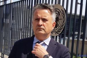 Члены Совбеза ООН разоблачили сущность российской пропаганды по Одесской трагедии - Кислица
