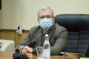 Galushchenko se reúne con el liderazgo de las misiones diplomáticas del G7 y la Delegación de la UE