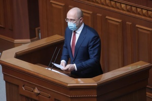 Шмигаль назвав головну причину подання на звільнення Степанова