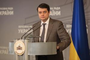 Рада розгляне відставки Степанова, Петрашка і Криклія у вівторок