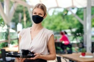 """Normas de la zona """"naranja"""" de riesgo epidemiológico se aplican en Kyiv a partir del 1 de mayo"""