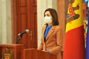 Президент Молдовы созывает совет безопасности из-за газового кризиса