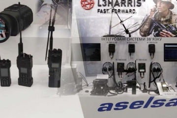 Aselsan, L3Harris picked to be major suppliers of radio systems for Ukraine's military