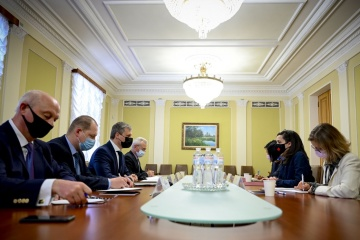 Joint exercises with NATO will help improve situation in eastern Ukraine – President's Office