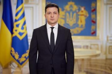 【ウクライナ米国首脳電話会談】露侵略、汚職対策・改革、コロナ協力を協議