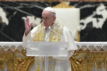 Urbi et Orbi: le Pape François a prié pour les prisonniers de guerre en Ukraine