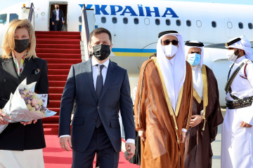 Zelensky: Ukraine is open to Qatar's investment in high technology, infrastructure, agriculture
