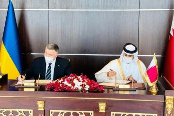 Avakov signs memorandum of cooperation on fight against crime in Qatar