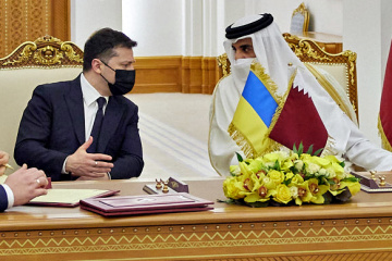 Qatar interested in investing in hotels in Kherson and Odesa regions - Zelensky