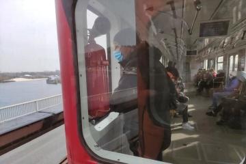 Coronavirus : 1 886 cas supplémentaires détectés à Kyiv