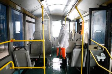 Coronavirus: In Kyjiw 264 Neuinfektionen und 4 Todesfälle registriert