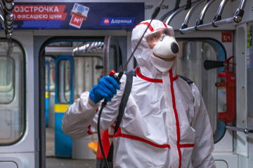 Coronavirus in Ukraine: Zahl der Neuinfektionen steigt auf 2.205