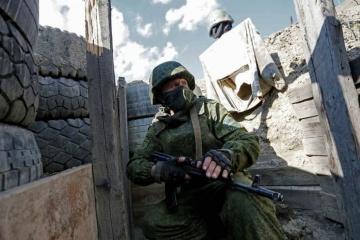 Las fuerzas respaldadas por Rusia violan el alto el fuego en 5 ocasiones