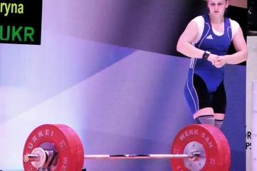 Europameisterschaften im Gewichtheben: Ukrainerin Decha gewinnt Goldmedaille