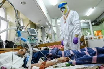 Coronavirus : 37 301 décès depuis le début de l'épidémie en Ukraine