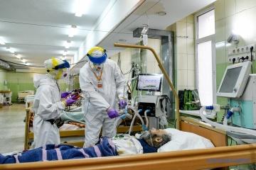 Ukraine reports 2,581 new coronavirus cases
