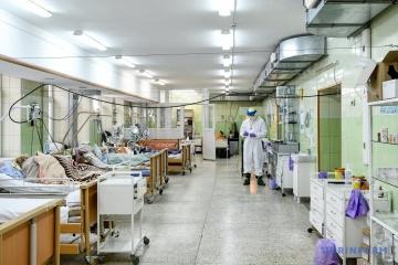 Ukraine reports 11,680 new coronavirus cases
