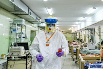 Otros 186 casos de coronavirus registrados en Kyiv