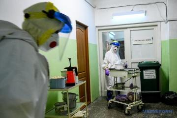 Na Ukrainie zarejestrowano 244 nowe przypadki COVID-19