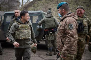 Зеленский назначил состав Консультативного совета для обеспечения прав и свобод защитников Украины