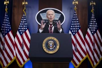 Biden wezwał Rosję do deeskalacji