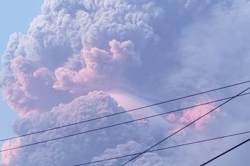 На острове Сент-Винсент эвакуируют население из-за извержения вулкана
