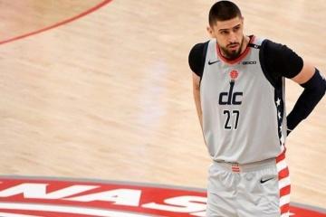 Лень стал самым результативным украинцем в истории НБА