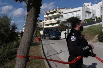 В Афинах застрелили журналиста, освещавшего криминальные темы