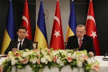 Авария судна Arvin: Зеленский поблагодарил Эрдогана за спасение украинцев
