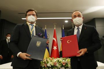 Турция является непоколебимым другом Украины - Кулеба