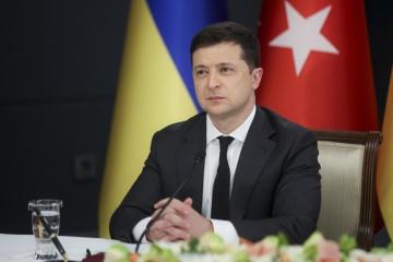 Сотрудничество Украины с Турцией переросло из точечного в масштабное - Зеленский