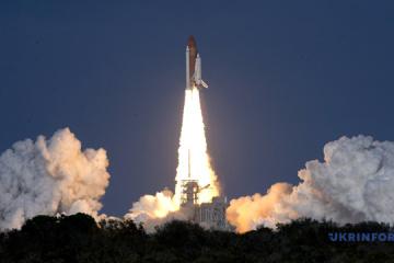 Aujourd'hui marque la Journée internationale du vol spatial habité