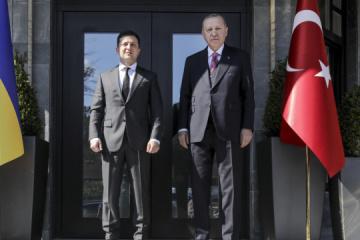 Declaración Conjunta de la Novena Reunión del Consejo Estratégico de Alto Nivel entre Ucrania y Turquía