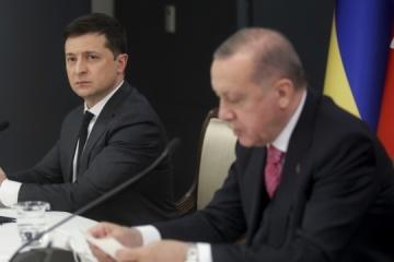 FTA, energy, aircraft industry: Zelensky and Erdoğan discuss economic cooperation