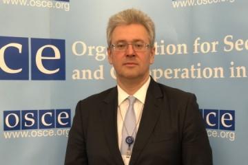 Ucrania inicia una nueva reunión de la OSCE sobre las tropas rusas en la frontera